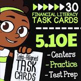 Math TEK 5.10E ★ Cutting Back On Expenses ★ 5th Grade Fina