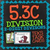 Math TEK 5.3C ★ Long Division with Two-Digit Divisors ★ 5th Grade STAAR Math