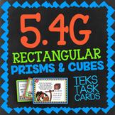 Math TEK 5.4G ★ Rectangular Prisms & Cubes ★ 5th Grade STAAR Math Review