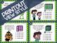 Math TEK 5.6A ★ Cubic Units & 3D Shapes ★ 5th Grade STAAR Math Task Card Review