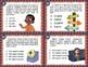 Math TEK 5.7A ★ Measurement & Conversions ★ 5th Grade STAAR Math Task Cards