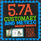 Math TEK 5.7A ★ Measurement & Conversions ★ 5th Grade STAAR Math Review