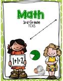 Math TEKS 3rd Grade