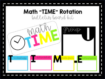 "Math ""TIME"" Rotations"