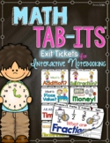Math Tab-Its® - 2nd Grade | Distance Learning
