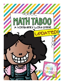 Math Taboo