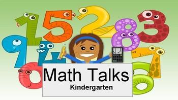 Math Talk 5 days