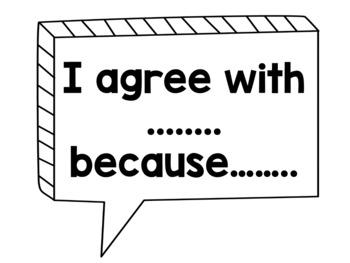 Math Talk/ Accountable Talk