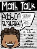 Math Talk: Addition Strategies