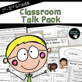 Math Talk Bundle