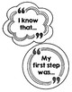 Math Talk Discourse Bubble Posters