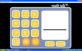Math Talk (Fun Talking Calculator) -for preschoolers: Nursery, K1, K2, Primary