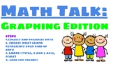 Math Talk: Graphing Edition - Different Kinds of Graphs