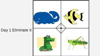 Math Talk K