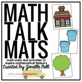 Addition and Subtraction Math Mats