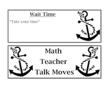 Math Talk Moves