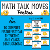 Math Talk Moves Posters