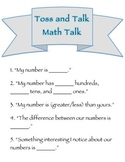 Math Talk Number Sense 1-120