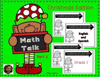 Math Talk-Part 2