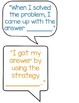 Math Talk Sentence Stems