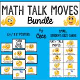 Math Talk Moves Bundle