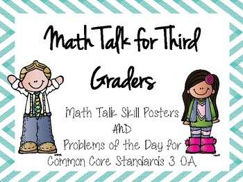 Math Talk to Teach Algebraic Thinking Standards