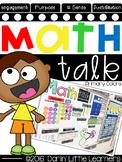 Math Talk:  Primary Colors