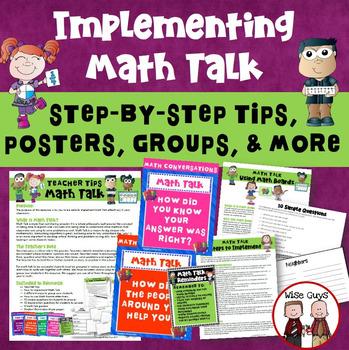 Math Talk Resources