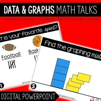 Digital Math Talks: Data and Graphs