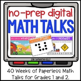 Digital Math Talks