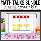Digital Math Talks: The Bundle