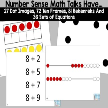 Digital Math Talks Bundle