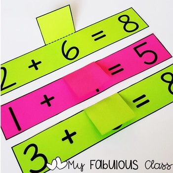 Math Talks and Warm-Ups