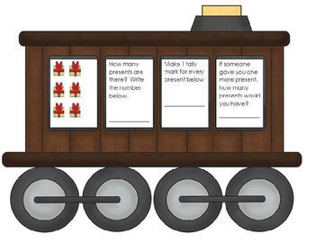 Tally Marks Train