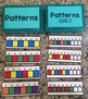 Math Task Boxes
