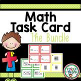 Kindergarten Task Cards Bundle