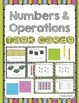 Math Interventions Numbers Measurement Operations Task Car