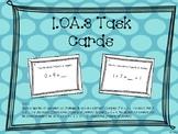 Math Task Cards 1.OA.3