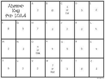 Math Task Cards 1.OA.4