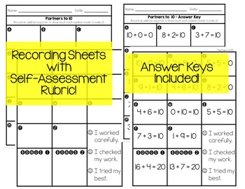 Math Task Cards 2.OA.2 Freebie Sampler