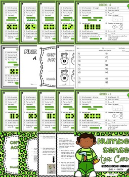Early Finisher Math Task Cards