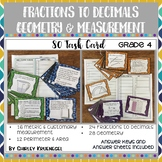 Math Task Cards {4th Grade Common Core Standards}