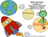 Math Task Cards-Adding With Regrouping-2.NBT.B.5 and 3.NBT.A.2