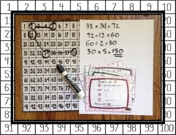 Math Fact Practice | All Operations