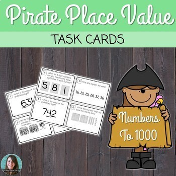 Math Task Cards Bundle