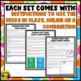 Math Task Cards Bundle Grades 4-5