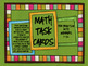 Math Task Cards Counting 1-20