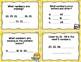 Math Task Cards Freebie