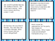 Math Task Cards- Grade 1 (word problems)