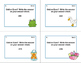Math Task Cards- Grade 2- Odd and Even Numbers-April Showers...